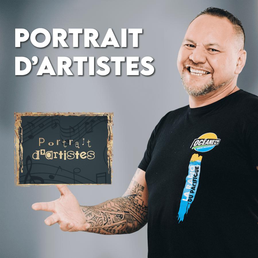 PORTRAIT D'ARTISTES